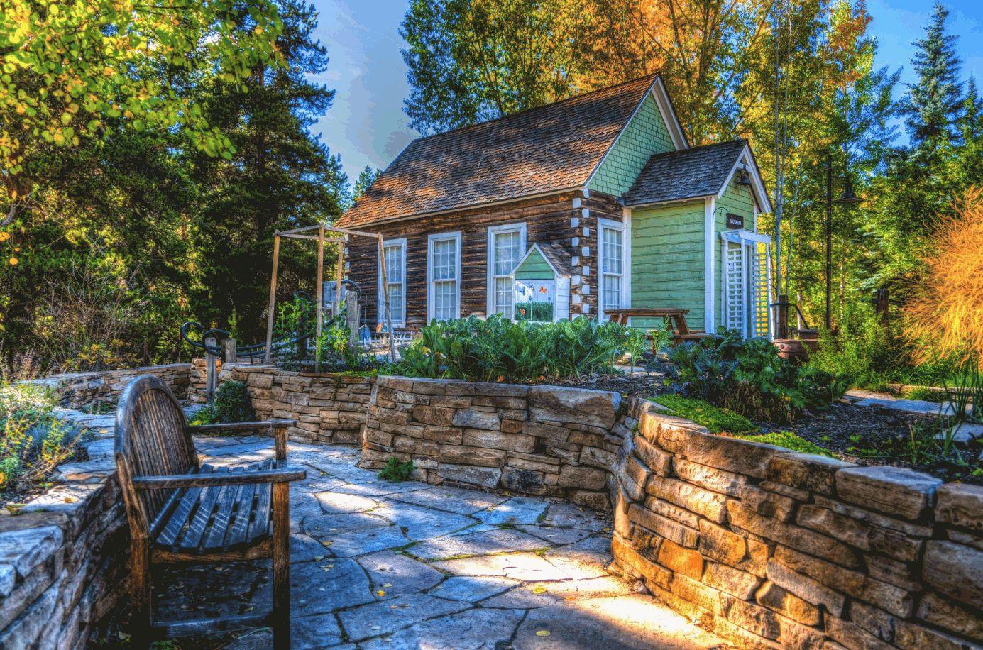 Privates Ferienhaus im Wald von Colorado