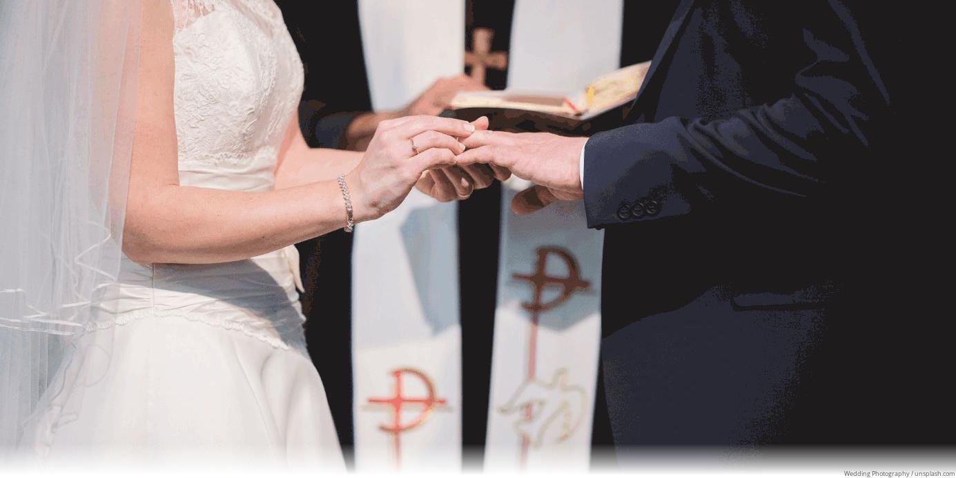 Kirchliche Trauung Das Müsst Ihr Wissen Cleverdirekt